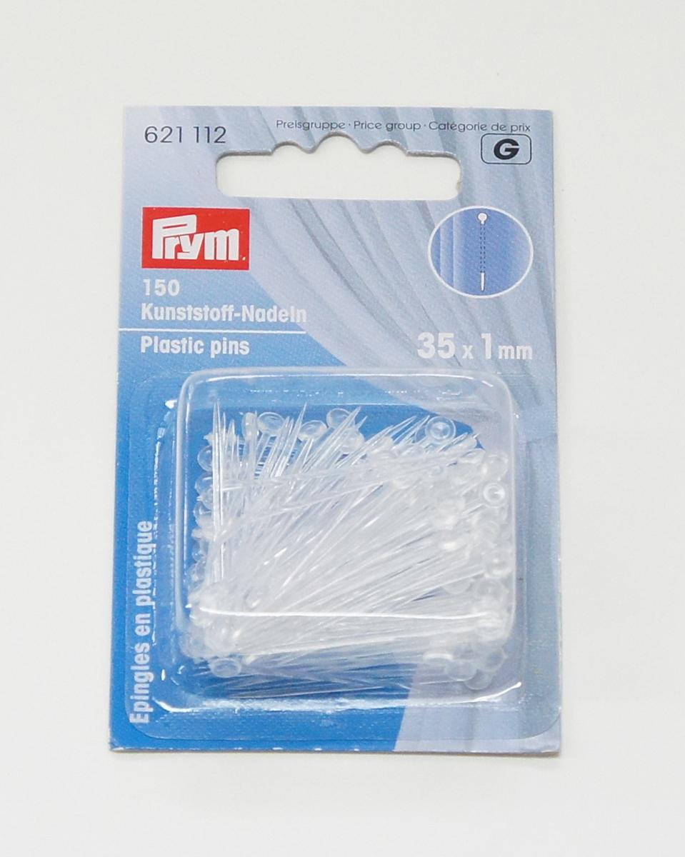 6802 PRYMドイツ・プラスチックピン(150本入り)