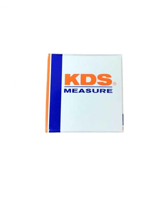 KDSフラットルール コンベックス2m スチールメジャーJIS1級相当 曲面測定に