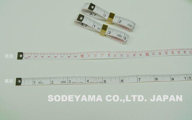 インチメジャー60インチ(日本製)