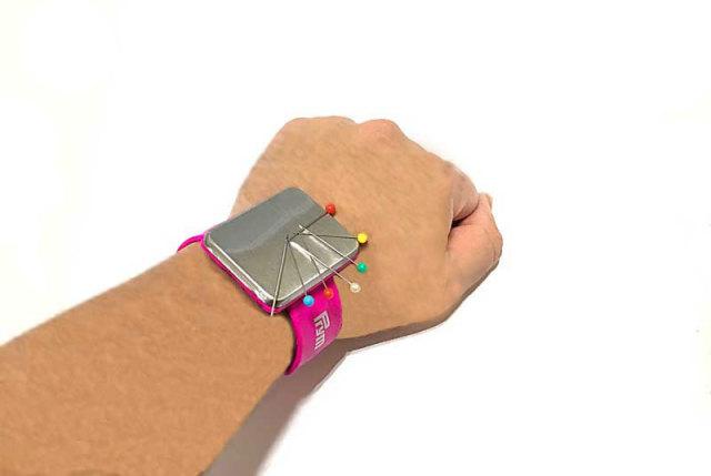 《Prym》プリム ドイツ・ マグネットアームピンキーパー(ピンクッション) Magnetic Arm Pin Cushion