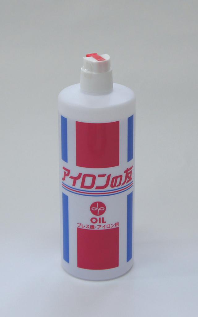 アイロンの友(液体)450ml アイロンのソールを滑らすシリコーン