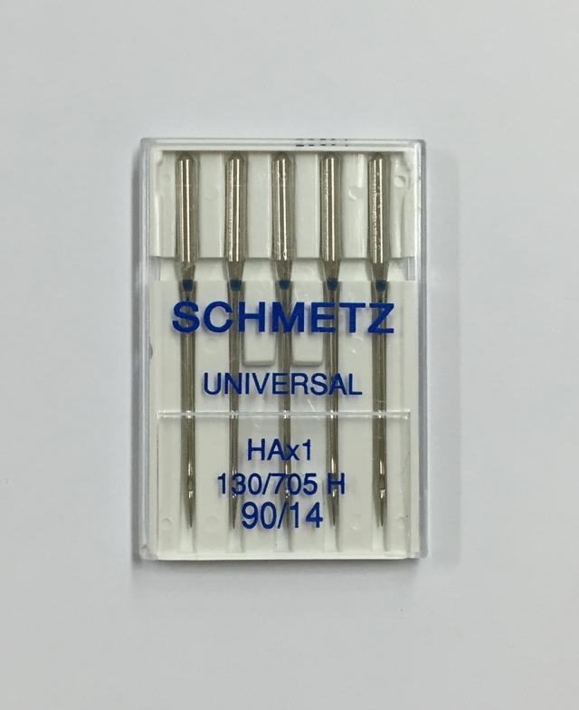 《SCHMETZ》シュメッツ ドイツ製・多用途万能針 130/705H UNIVERSAL (ユニバーサル) 5本セット