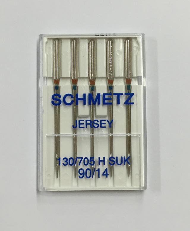 《SCHMETZ》シュメッツ ドイツ製・ニット用針 130/705H SUK JERSEY (ジャージー) 5本セット