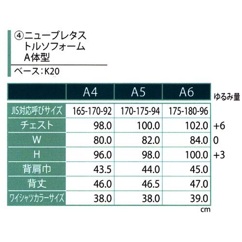 1435 《キイヤ》newbletasニューブレタストルソフォームYA体型(Torso)