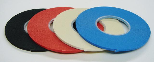 3020-3023 ボディラインテープBody-LineTapeICテープ巾2.0mm/16m巻黒・赤・白・青