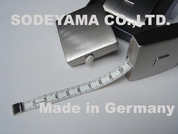 2754 ヘキストマスhoechstmassクラシックメジャー150cm10mm巾正方形50mm