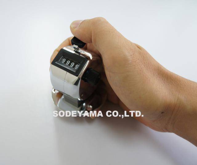 6070 数取り器(カウンター)数をかぞえるのに便利台に固定も出来る