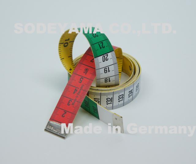 2792 ヘキストマスhoechstmass60インチ・150センチレインボーメジャー60インチ・150cm19mm巾