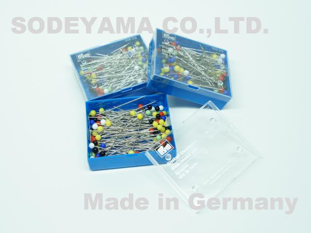 6782 ドイツ・カラフルヘッドピンドイツ製