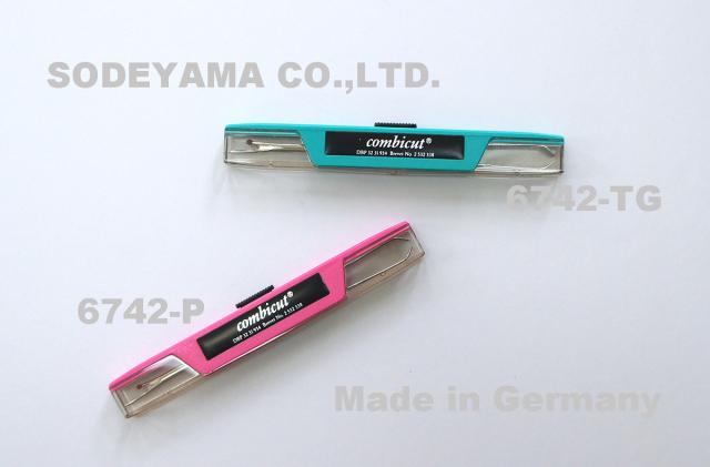 6742 ドイツ・リッパーand毛抜き全長110mmx15mmx10mm糸きり糸切る糸ほどき糸をほどくhoechstmass