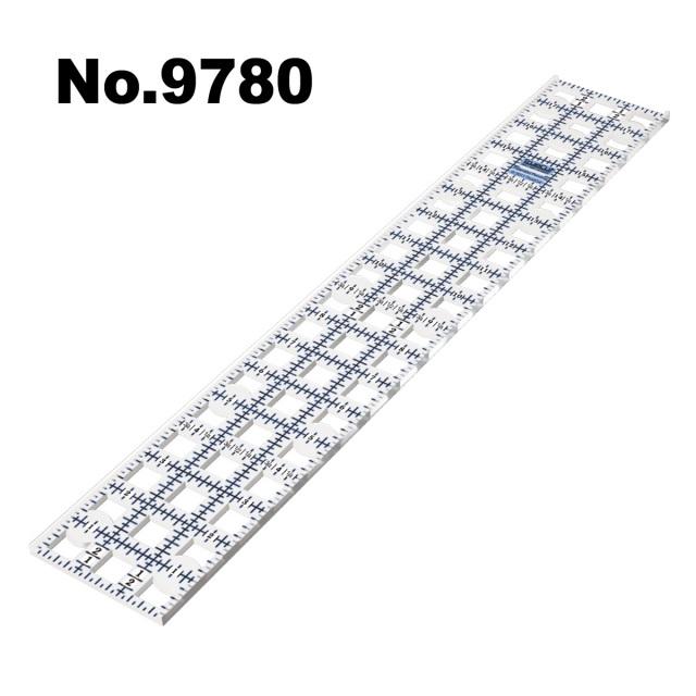9780 ガイドカッター定規トゥルーカッター専用定規ロータリーカッター定規