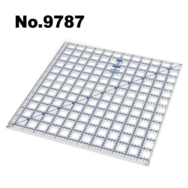 9787 ガイドカッター定規トゥルーカッター専用定規ロータリーカッター定規