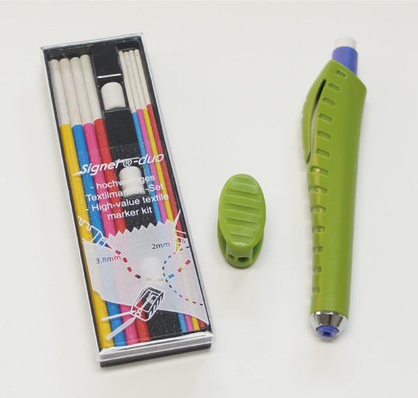 5501 5501duoシャーペン式チャコペルツインタイプ替芯16本&削り器付きノック式ドイツ製