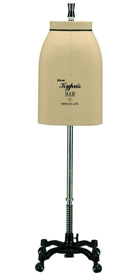 1418 《キイヤ》レディース用ダミーNewKyprisニューキプリスA体型スカートフォーム(Skirt)服種別ボディ