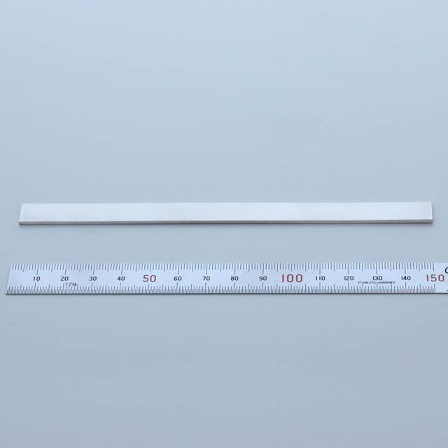 950銀板ブレスレット用平板 1.0mm厚(15x150mm)