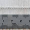SV 甲丸チェーン 線径0.5mm カット販売