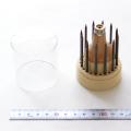 玉ぐり工具(A&Fスイス製)12本セット