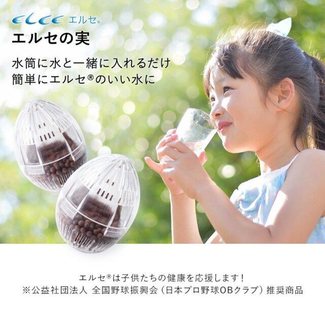【即納】エルセの実 洗浄力 美容 日本産 国産 エルセ 浸透力水筒に入れるだけ 抗酸化水に【送料無料】