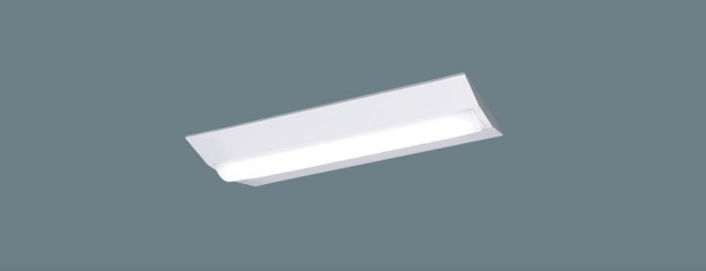 [メーカー保証]Panasonic XLX200DENLE9 天井直付型 20形 一体型LEDベースライト FL20形×1灯器具相当・Dスタイル