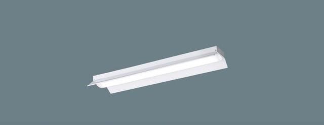 [メーカー保証]Panasonic XLX200KENLE9 天井直付型 20形 一体型LEDベースライト FL20形×1灯器具相当・反射笠付型