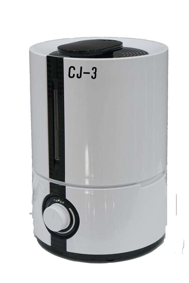 除菌消臭器 空気清浄機 超音波加湿器 5L 350ml/h  微酸性次亜塩素酸水対応