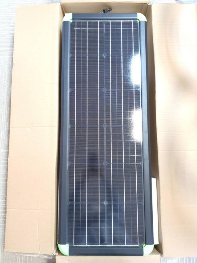 メガソーラー 太陽光 投光器 LED 夜間自動点灯14