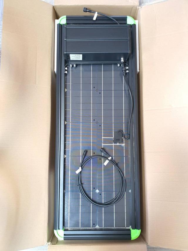 メガソーラー 太陽光 投光器 LED 夜間自動点灯15