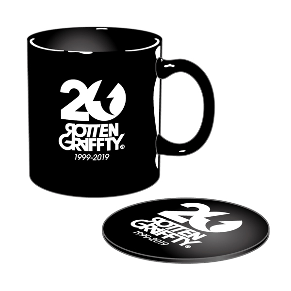 ROTTENGRAFFTY 20th GOODS