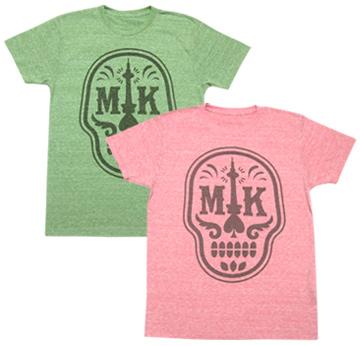 メキシカンスカルTシャツ