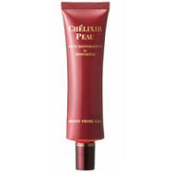 【送料無料】サロン品質柔軟性を高めキメを整えハリのある肌へ!深い潤いで肌を保湿するジェル!3つの特許成分HGH・AC-11・ビフィズス菌発酵SOD、セラミド・トレハロース配合!:CHELIXIR PEAU(シェリキサーポウ) モイストプライムジェル33g