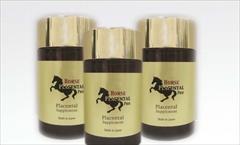 【送料無料】【サロン店販品】18種類のアミノ酸・EGF・FGF・IGFなど話題の美容成分を数多く含む馬プラセンタ 貴重で高品質・安全な馬プラセンタエキスを高濃縮: リセル 馬プラセンタ プロ 250mg×180粒(約2か月分)×3個セット