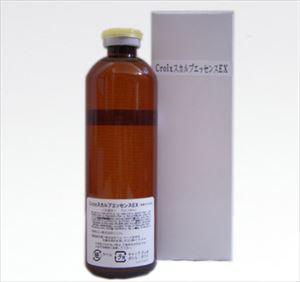 【送料無料】最新育毛成分配合!育毛サロンの施術用に開発された育毛エッセンス : CroixスカルプエッセンスEX 120ml