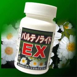 【送料無料】大注目の成分パルテノライド(ナツシロギク)配合!さらに18種類のアミノ酸と各種サポート成分をバランス良く配合!:パルテノライドEX