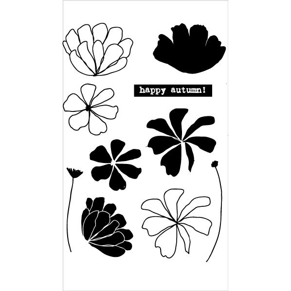 フローラ&フォーナ Fall Flowers