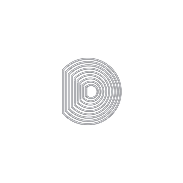 ヒーローアーツ  Circle Peek-A-Boo Doors Mini Infinity Dies