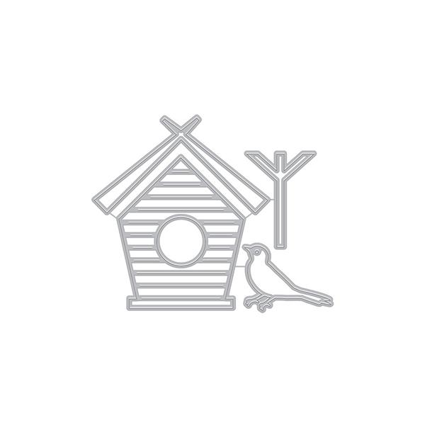 ヒーローアーツ Bird House Fancy Die