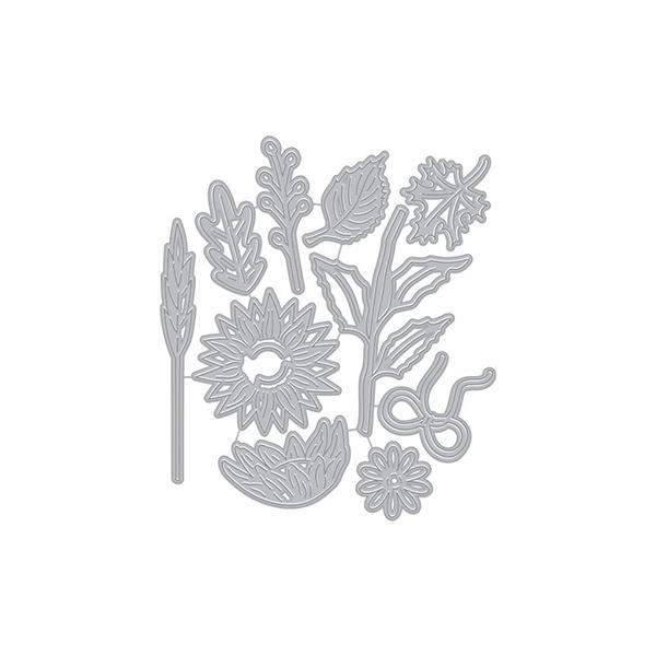 ヒーローアーツ Autumn Bouquet Fancy Dies