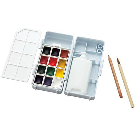 クレタケ 水彩絵の具