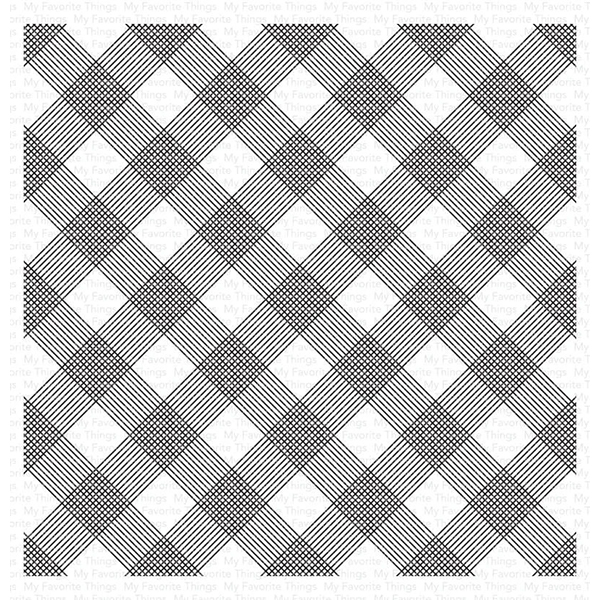 マイフェイバリットシングス  All Lined Up Diagonally Background