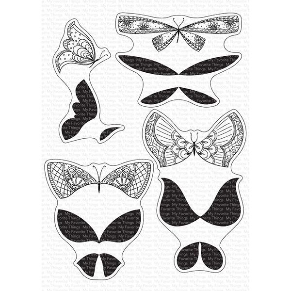 マイフェイバリットシングス More Brilliant Butterflies