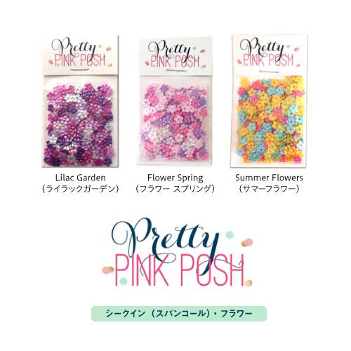 Pretty Pink Posh flower