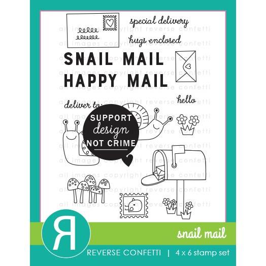 リバースコンフェッティ Snail Mail