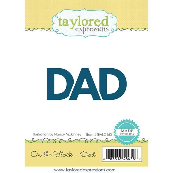 テイラードエクスプレッション On The Block - Dad