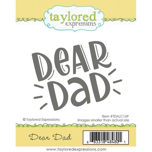 テイラードエクスプレッション Dear Dad