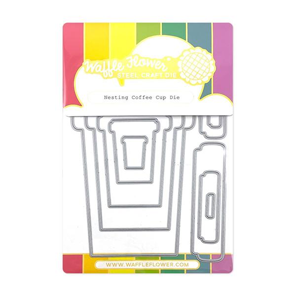 ワッフルフラワー Nesting Coffee Cup