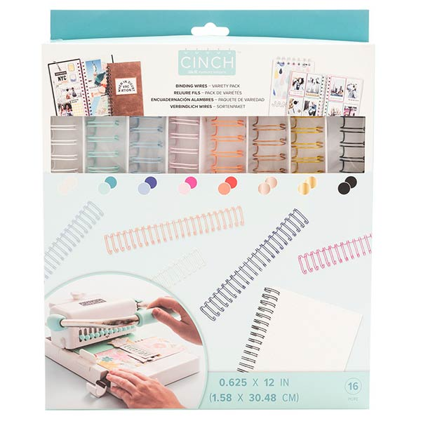 WRMK Cinch用ワイヤー - Cinch Binding Wires Value Pack(16piece)