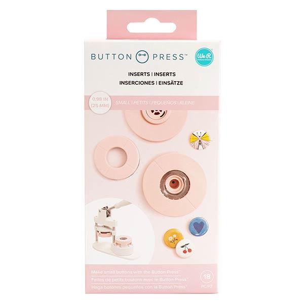 WRMK ボタンプレスインサート - Button Press insert - Small