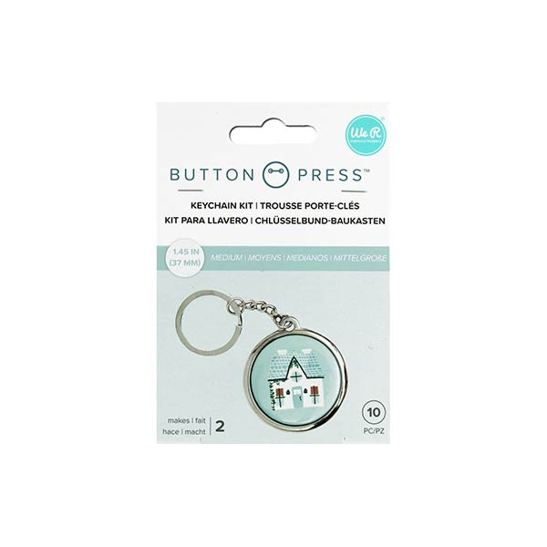 WRMK ボタンプレスキット - Keychain Kit - Medium