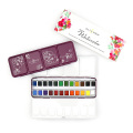 アルテニュー  Artists' Watercolor 24 Pan Set