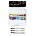 アルテニュー   Metallic Watercolor and Brushes Bundle